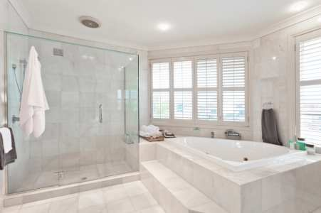 Bathroom renovation by JCW Construction Group